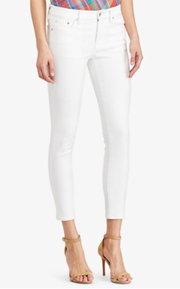 I only own one pair of white pants and it is because I have trouble finding  ones that fit me right and that also don t fade. These ones are on my wish  list ... bce7a73327bc7