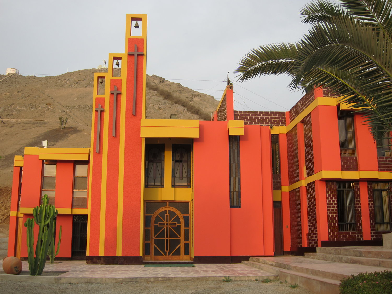 Casa Hogar Juan Pablo II