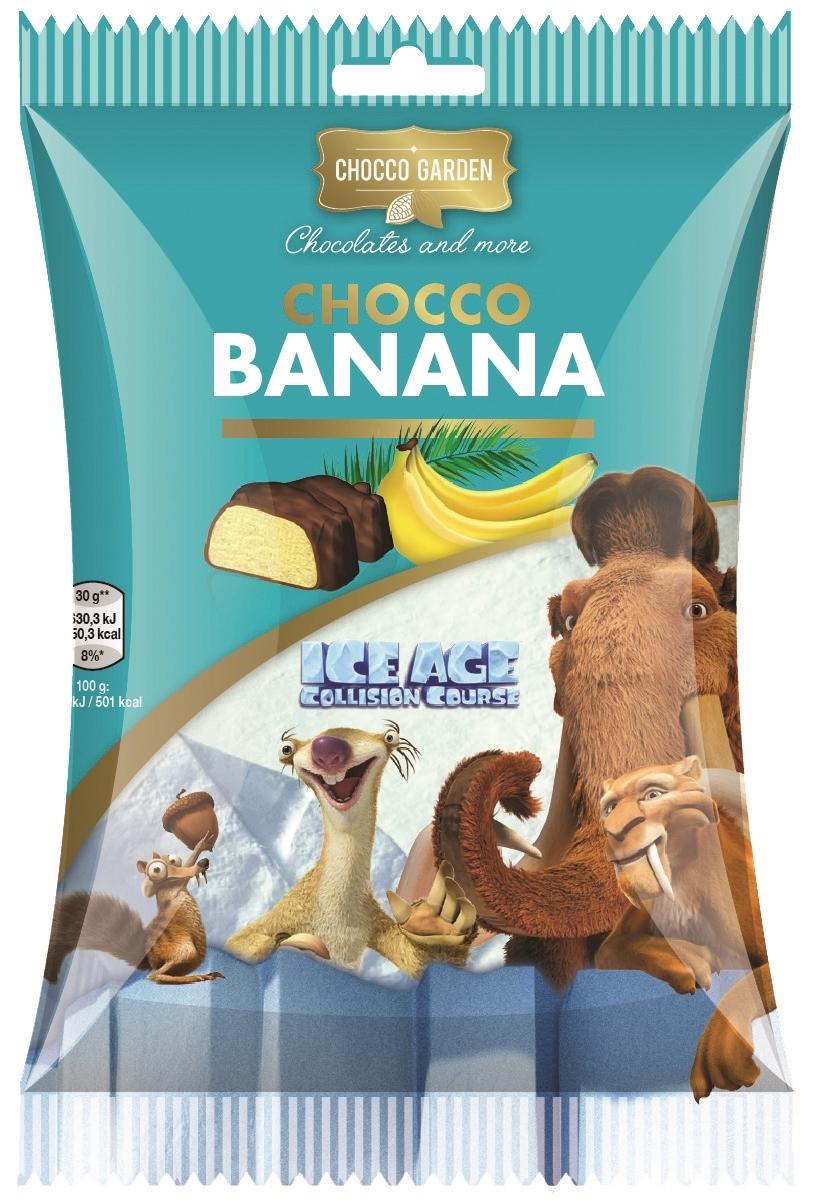 JÉGKORSZAK banános habcukorka