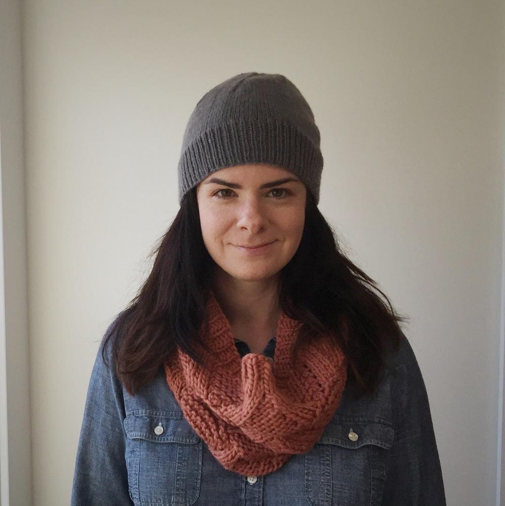 Hannah Fettig (Knitbot)