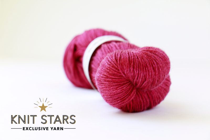"""Star Status Lipstick"" from Yarn Carnival"