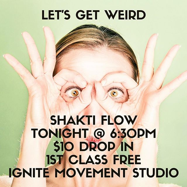 Dance, fitness, yoga, twerk Every Monday & Wednesday @ 6:30pm #fitnessmorrobay #morrobay #shaktiflow #freeyourbooty #dancefitness