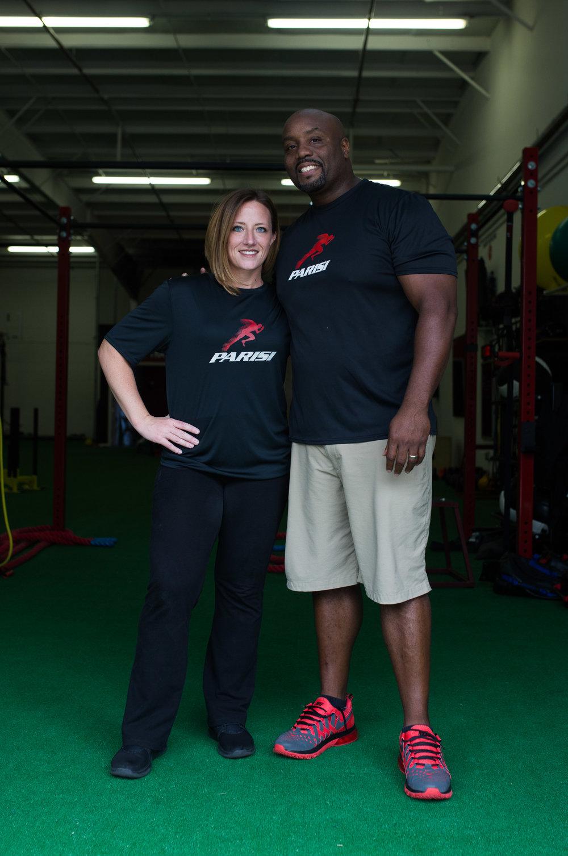 Manny & Niki Lherisse - Head Coaches