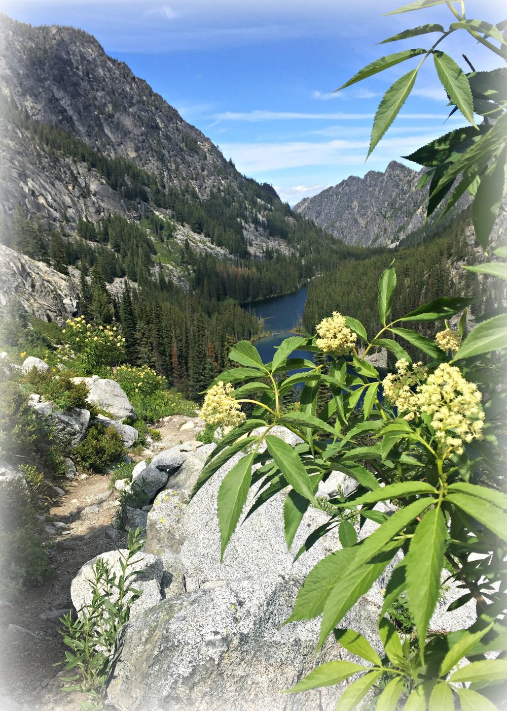 Washington's Alpine Lakes Wilderness
