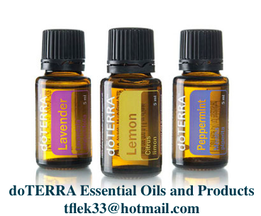 We are so happy Tracey Kelf is sharing her love of DoTERRA with us.