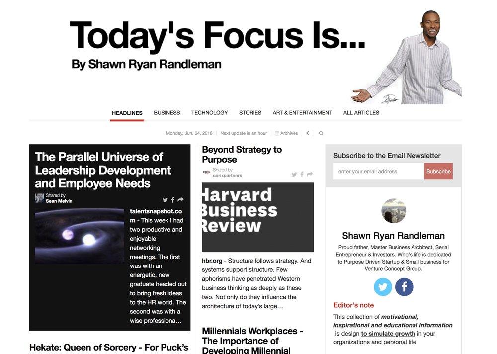 News for Innovative & Disruptive Entrepreneurs