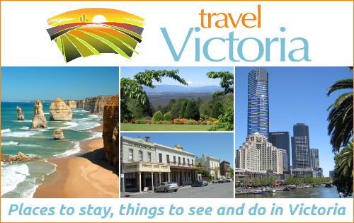 Travel Victoria advertisement