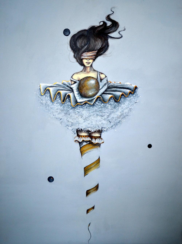 by energy artist Amber Sophia