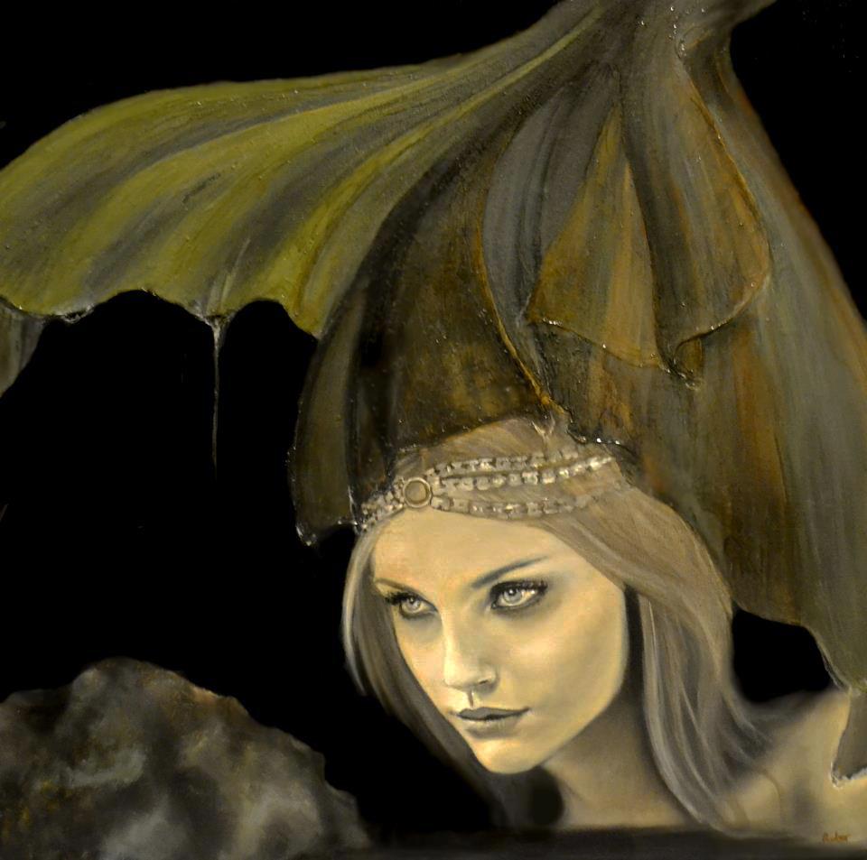 TRITEIA, DAUGHTER OF TRITON