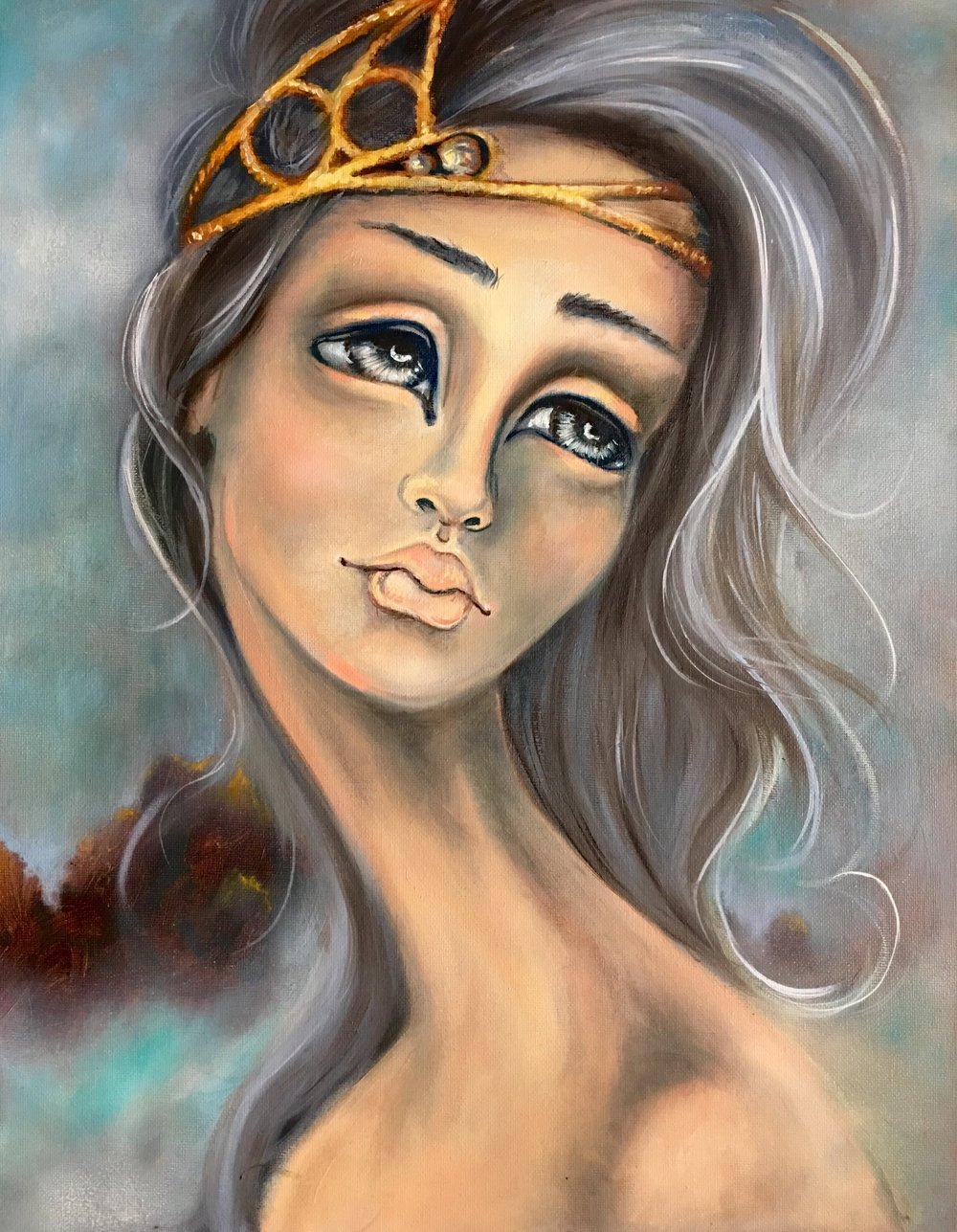 Princess Diana of Themyscira