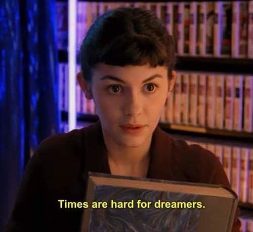 Dream on ✌🏽#amelie