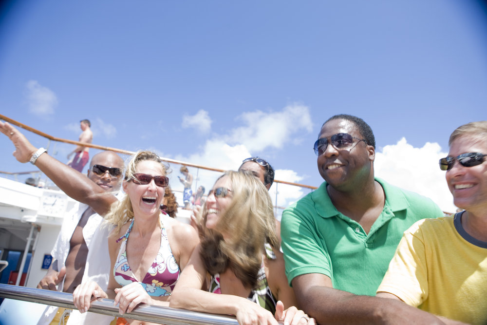 Carnival Cruise Shoot-Party