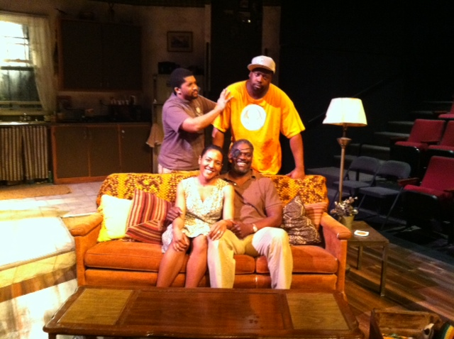 """Brokeology"" with MontyCole, Patrice Jean-Baptiste and Johnny Lee Davenport"