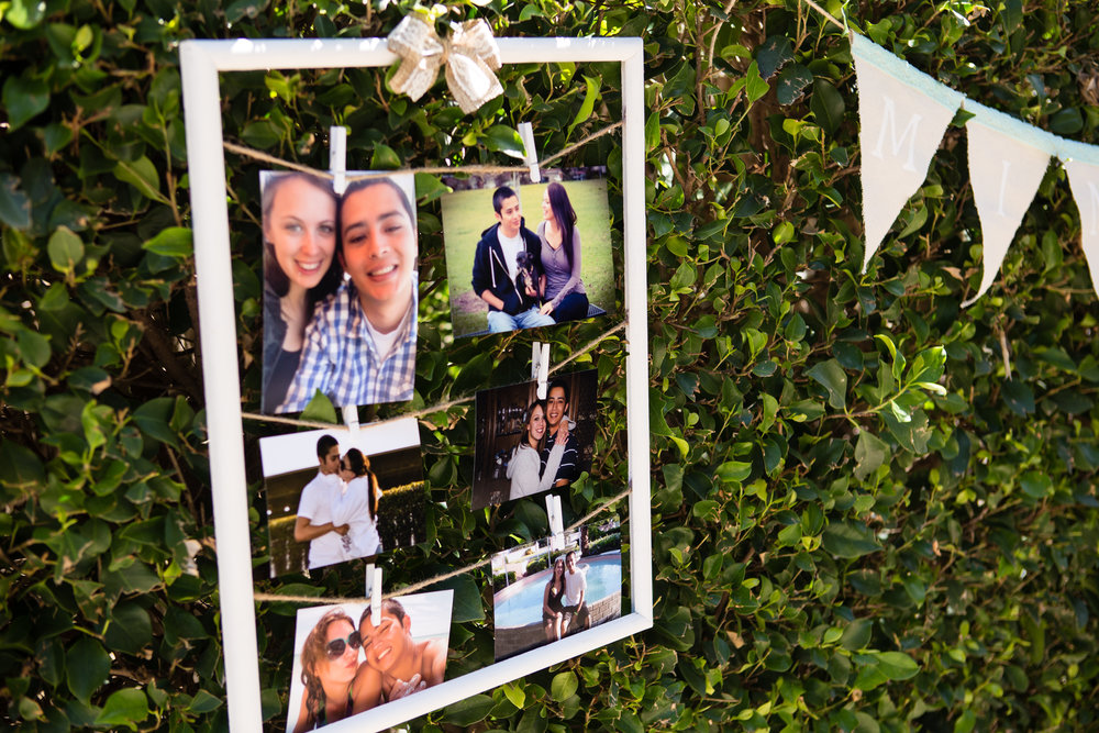 creative ways to use your engagement photos