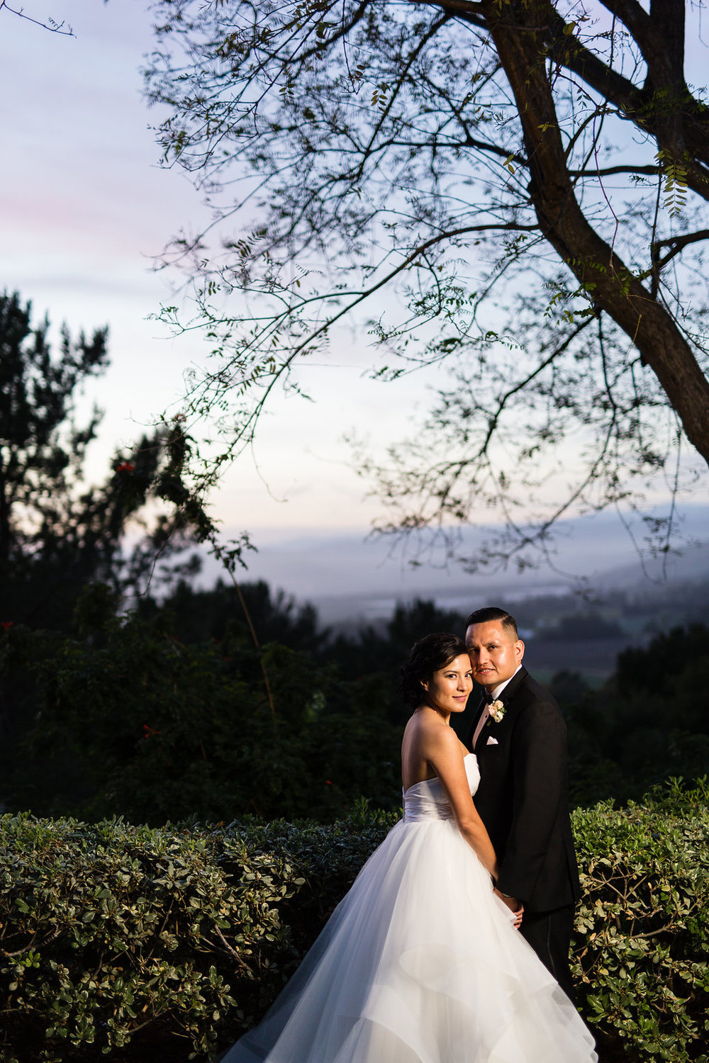 Spanish Hills Country Club Wedding Camarillo