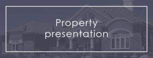 Property presentations