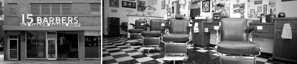 15 BARBERS SHOP IN WARD'S CORNER, NORFOLK, VIRGINIA