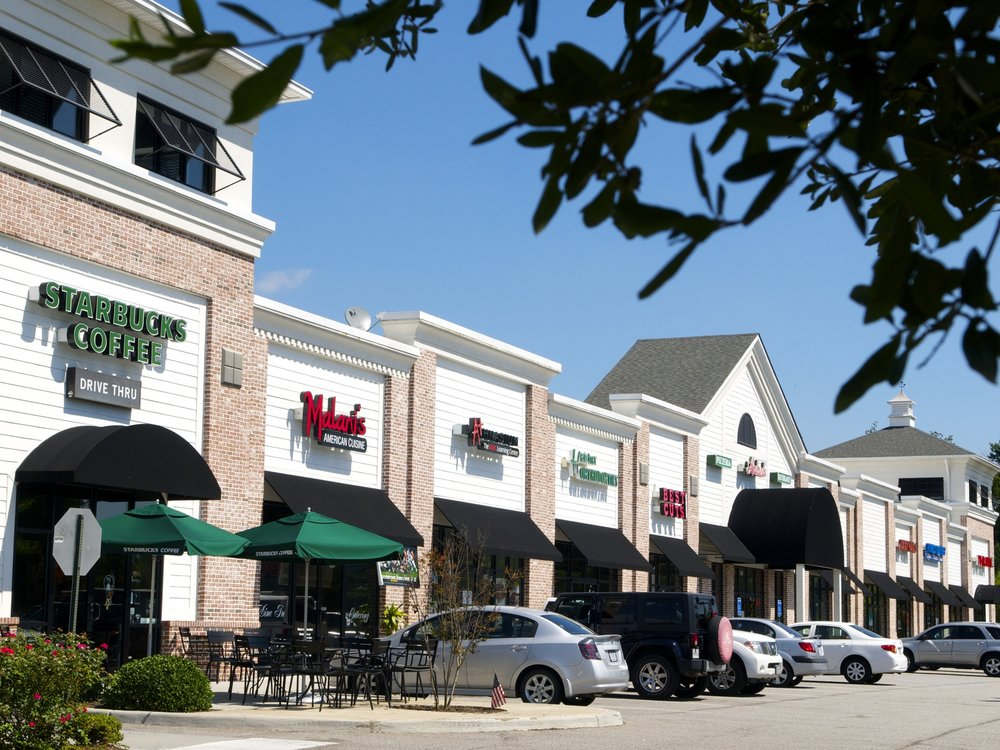 Country Club Shoppes, Chesapeake, Virginia