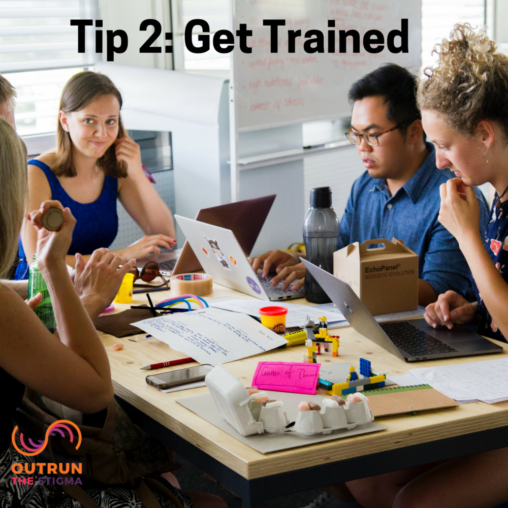 Tip 2: Get Trained