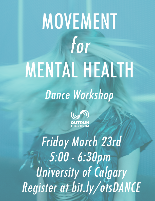Movement For Mental Health Dance Workshop Outrun The Stigma