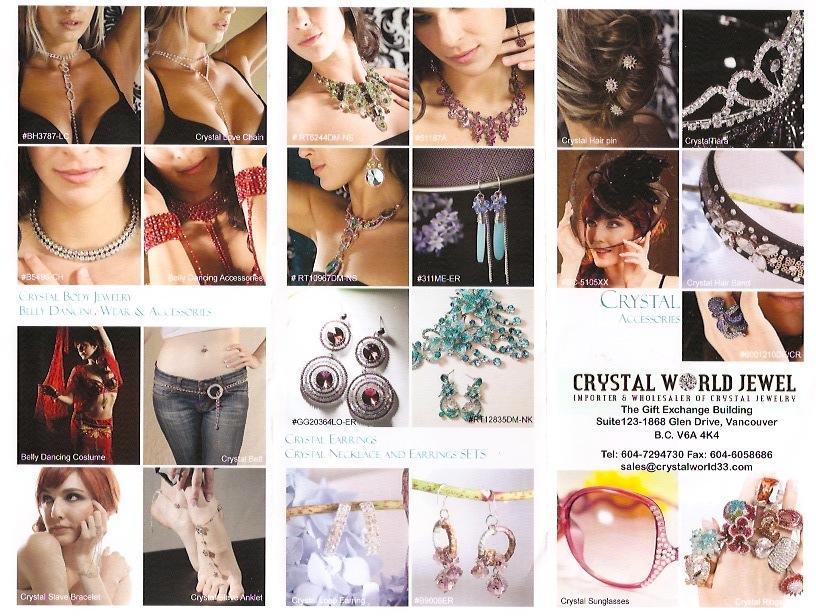 Crystal World Jewel