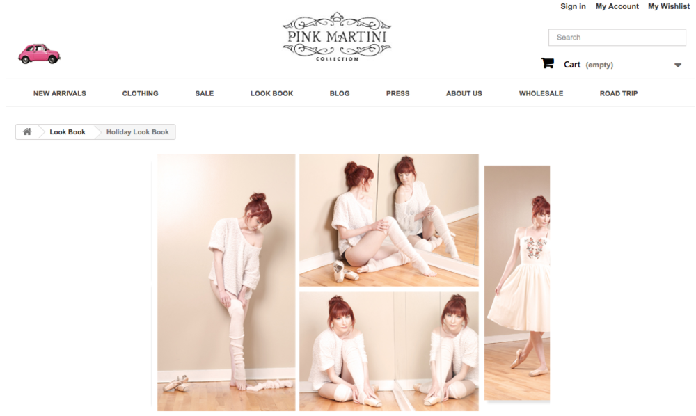 Pink Martini Clothing