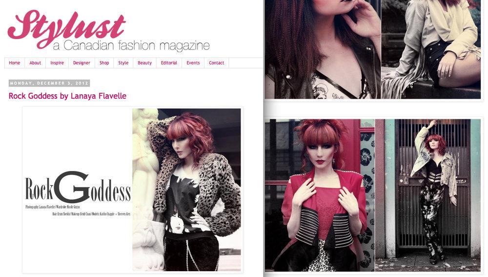 Stylust Magazine