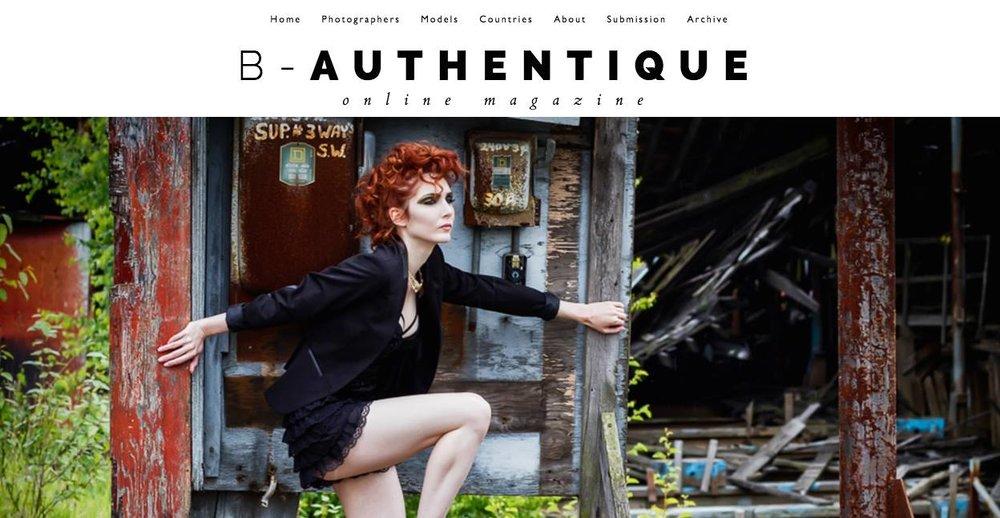 B-Authentique Magazine