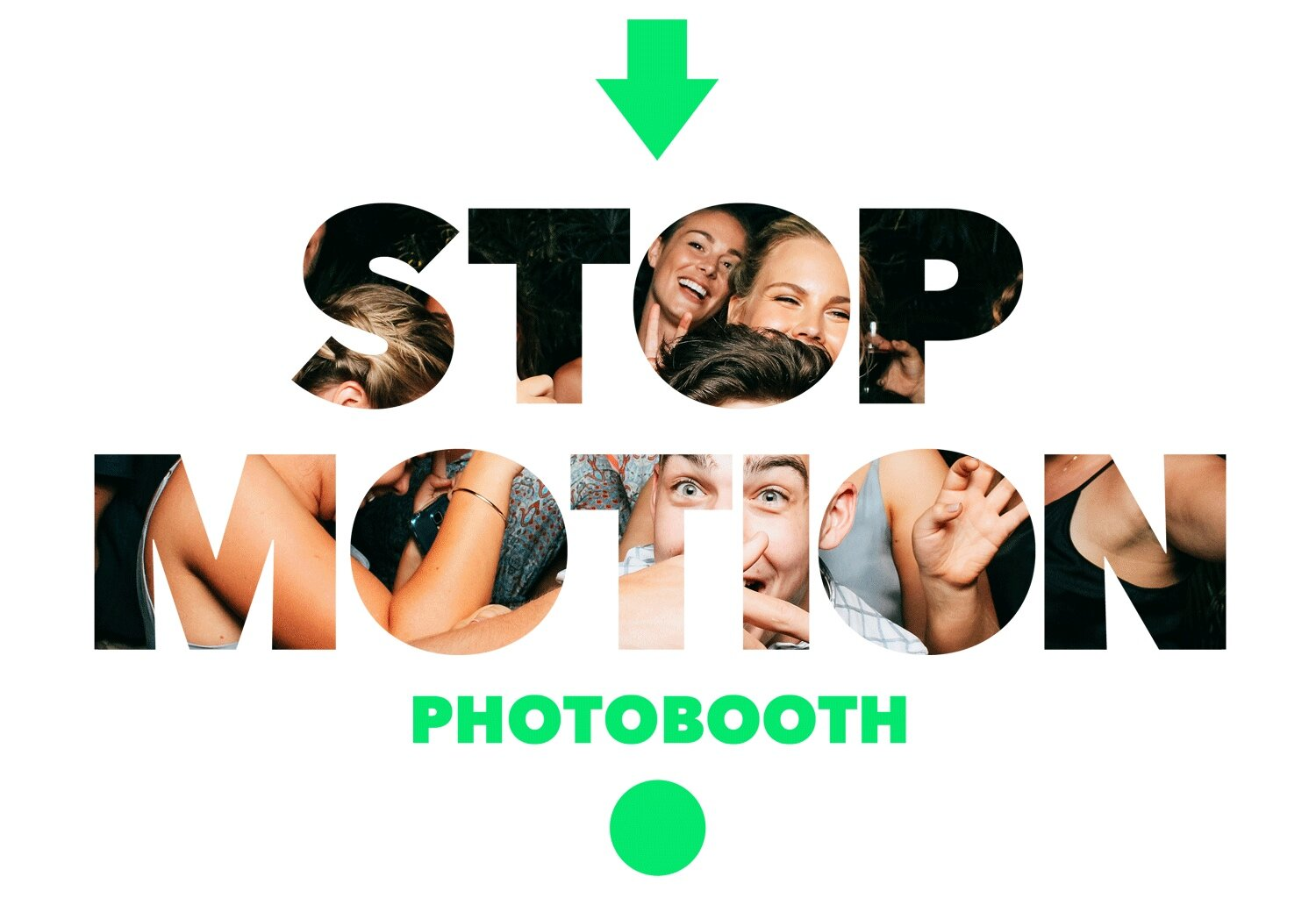 Stop Motion Photo Booth