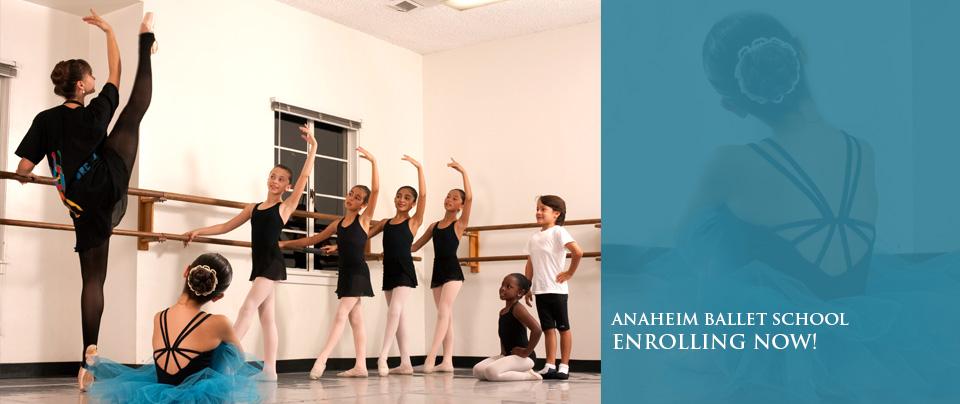 ANAHEIM BALLET SCHOOL