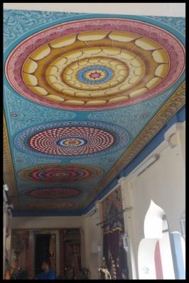 Mandalas represent the universe.