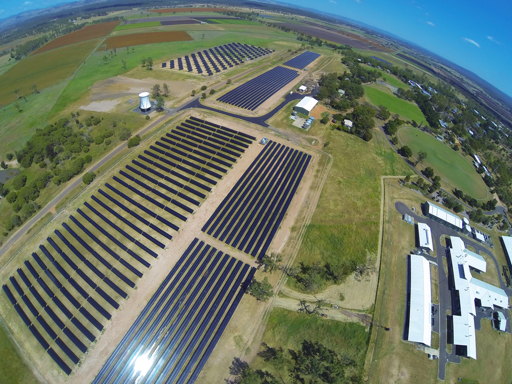 UQ / First Solar Farm Gatton, $15m