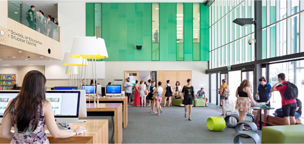 James Cook University Education Central
