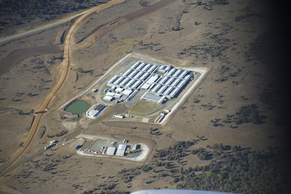 Santos Camps Surat Basin