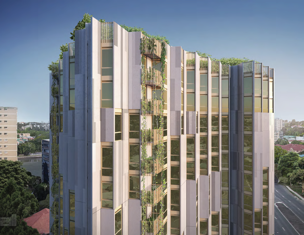 Atira Student Accommodation Toowong for Blue Sky Private Real Estate