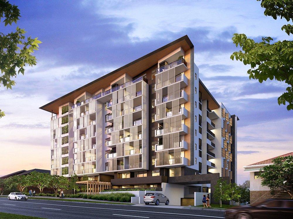 Westside Apartments Indooroopilly