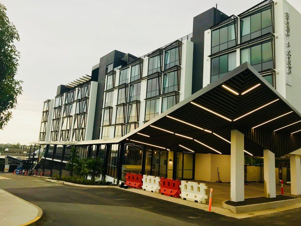 Southport Sharks Mantra Hotel