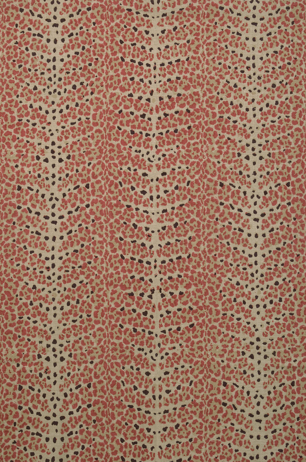 WF-442-02 Antique Red on Matka Silk