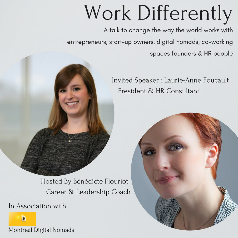 Laurie-Anne Foucault - HR Consultant