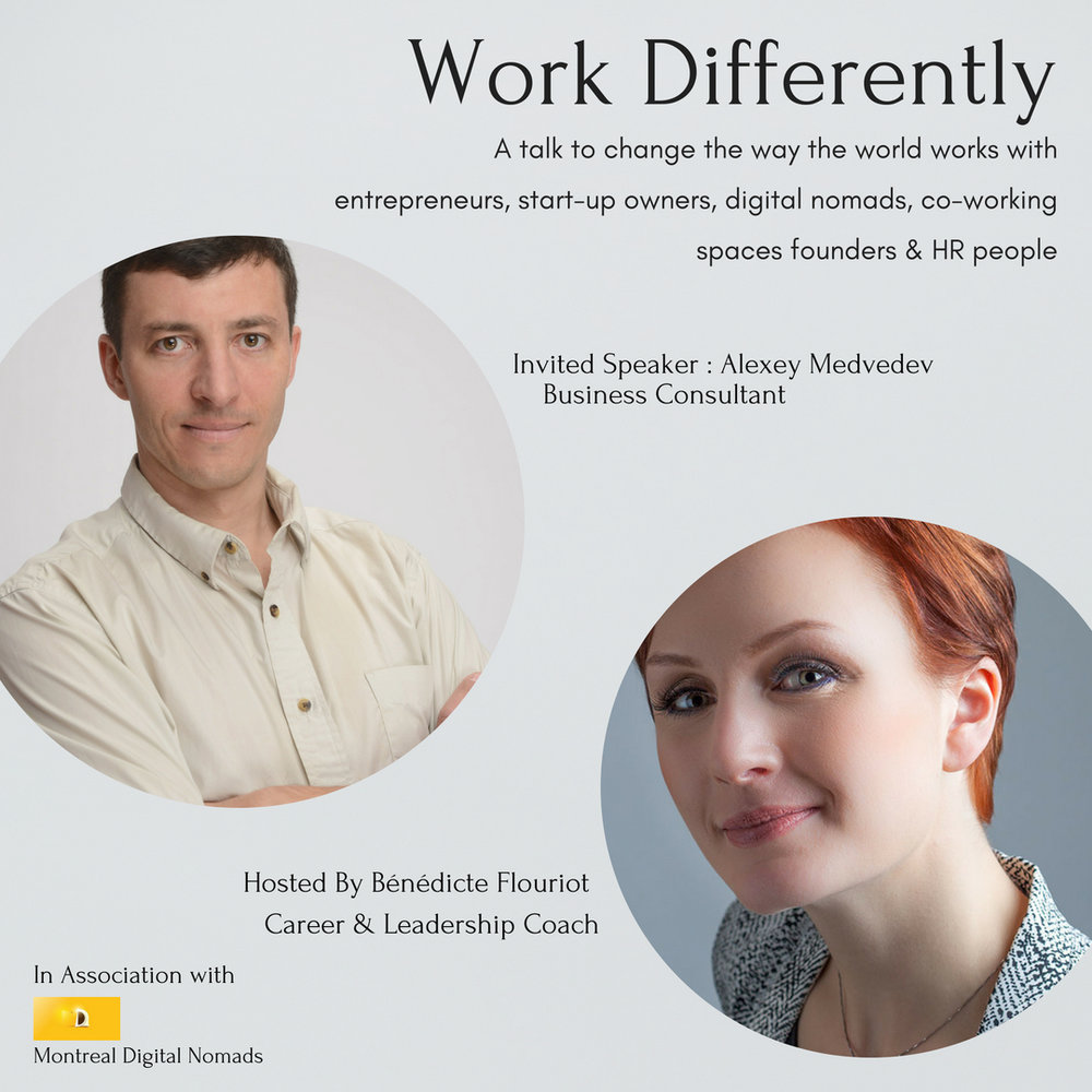 Alexey Medvedev - Business Consultant