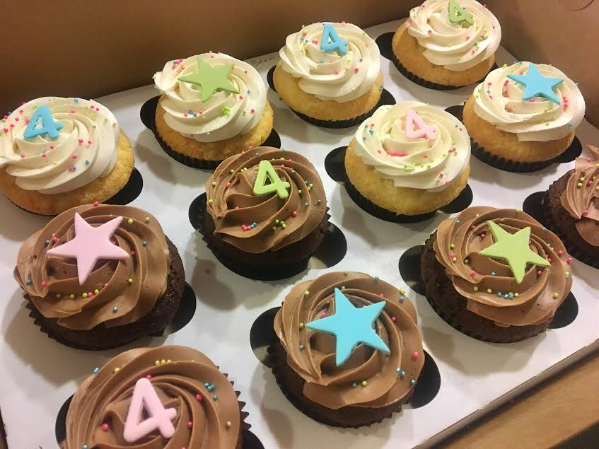 4 and star cupcake topppers.jpg