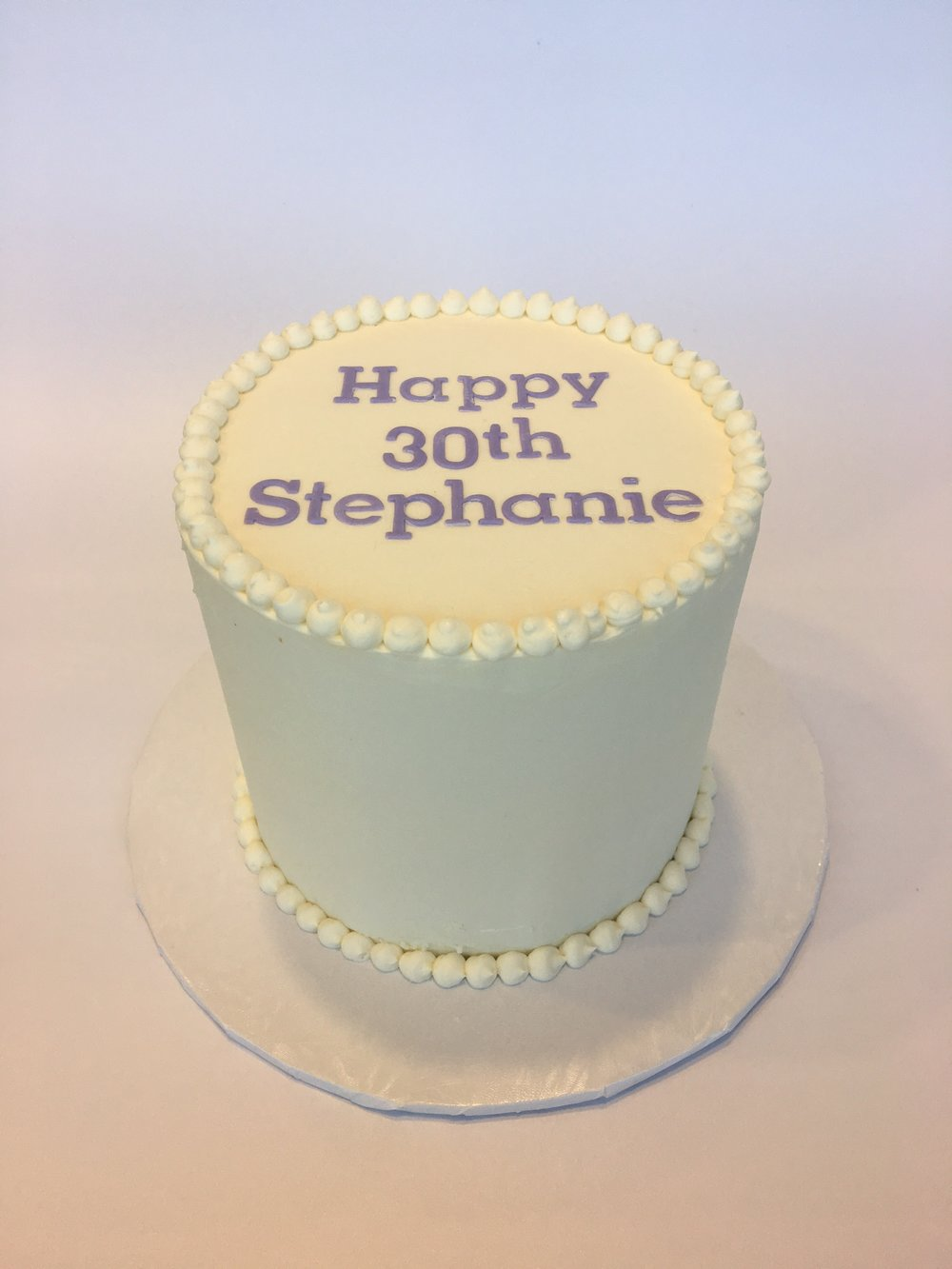 Simple pearl birthday cake.jpg