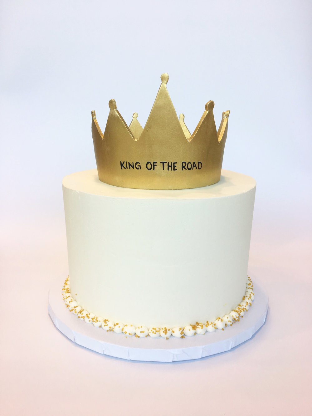 King of the road cake.jpg