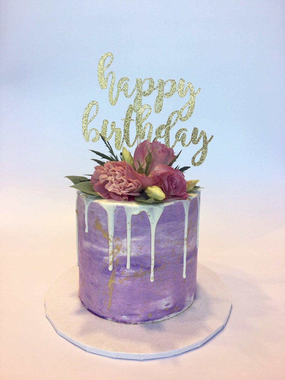 Seair's Purple Birthday Cake.jpg