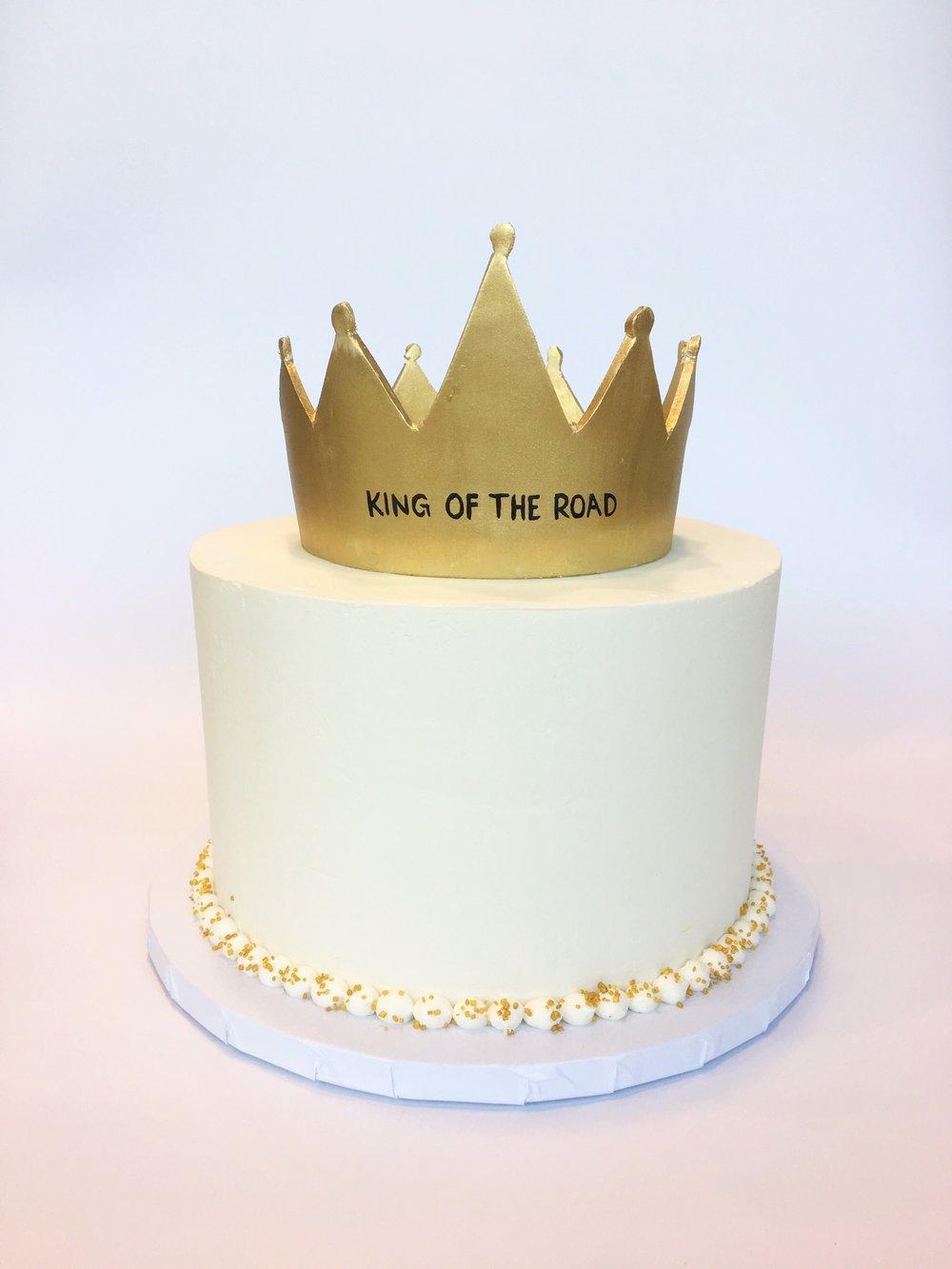 King of the road cake.jpg