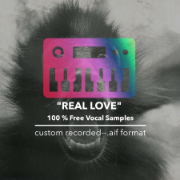 free real love vocal samples