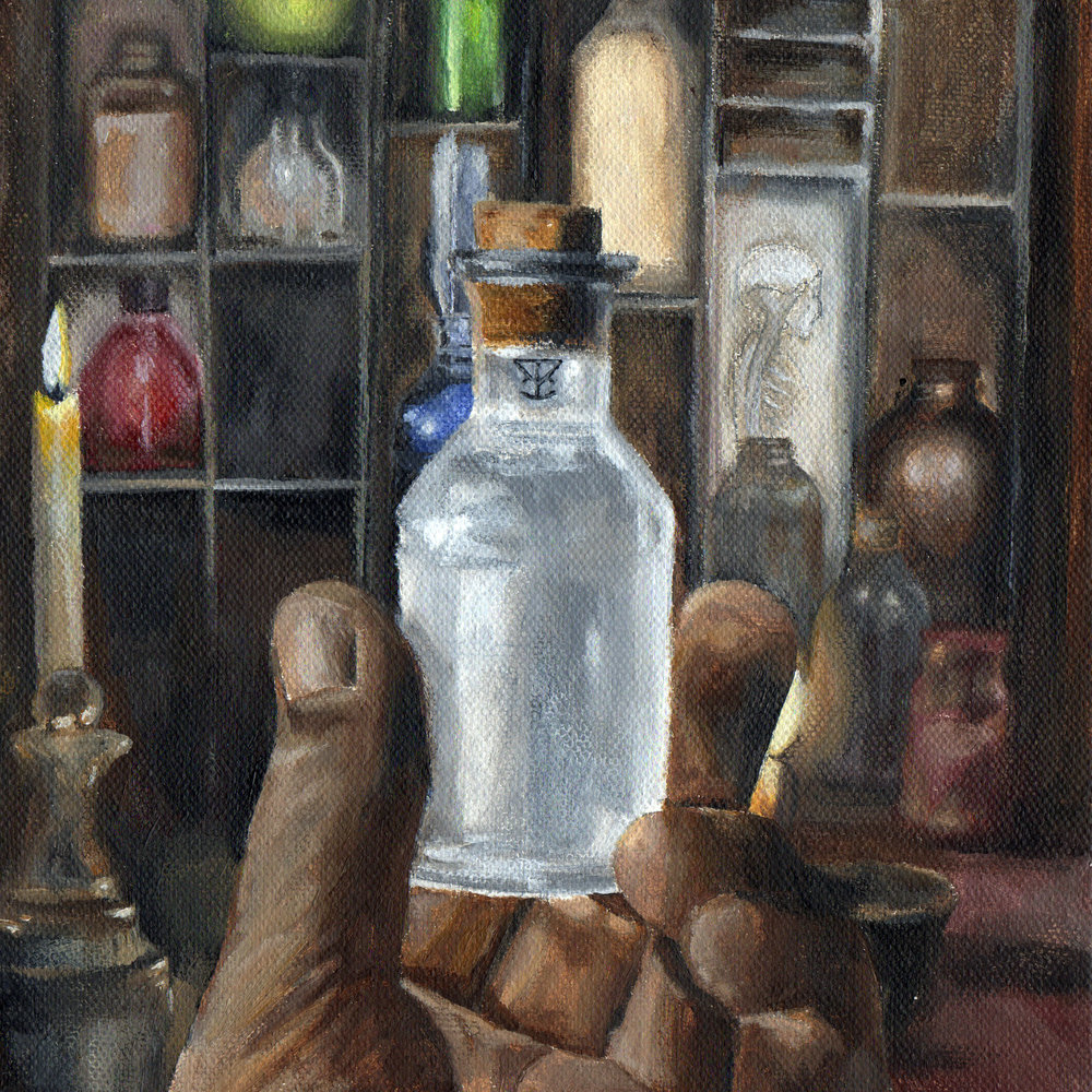The Potions
