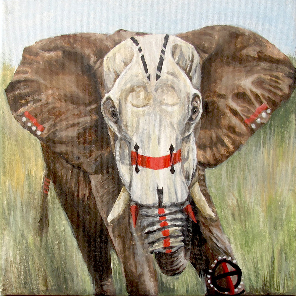 The War Elephant