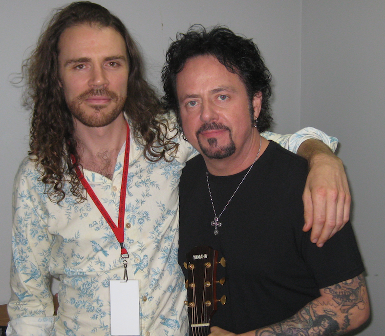 Steve Lukather<br><font size=1>TOTO, Michael Jackson, Everyone</font>