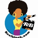 Reel Black Logo